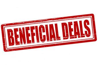 Beneficial deals