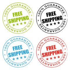 Free shipping stamps collection