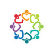 Business icon design. Heart sharing 8