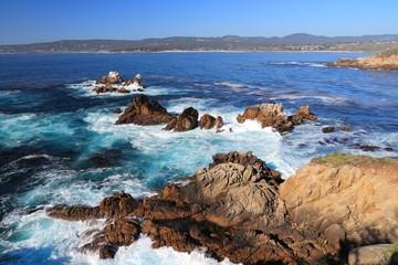 California coast - Point Lobos State Park
