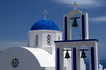 Kirche auf Insel Kreta