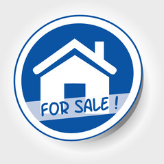 sticker house for sale