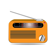 radio vector illustration