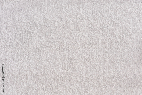 Fotobehang Stof white terry cloth texture
