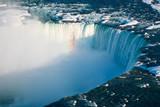 Niagara Falls Winter Horseshoe Falls