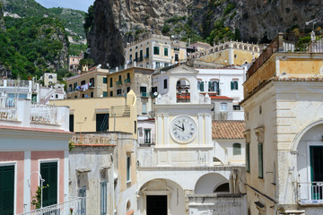 Chiesa di San Salvatore de' Birecto - Atrani