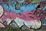 abstract background graffiti