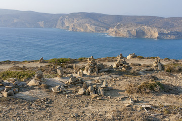 Zen Rock Sculptures, Rhodes island