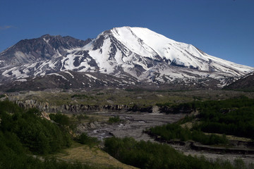 Mount St. Helens Volcano, Washington state