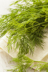 Organic Green Dill Herb
