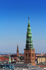 Tower of Rosenborg castle