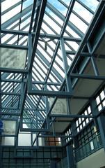 Atrium Roof Structure