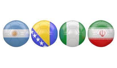 Coupe du monde groupe F