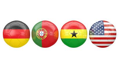 Coupe du monde groupe G