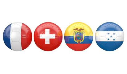 Coupe du monde groupe E