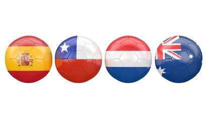 Coupe du monde groupe B