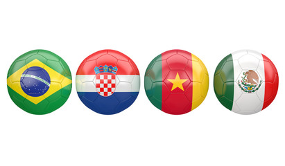 Coupe du monde groupe A