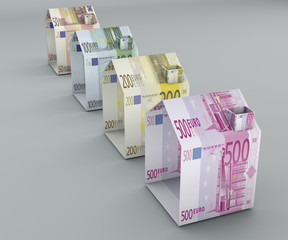 Casa immobile spesa mutuo imu tasi tari vendita