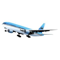 GII0012_05 쇼핑아이콘 비행기
