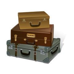 GII0012_04 쇼핑아이콘 여행가방