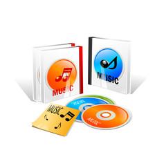 GII0013_04 쇼핑아이콘 음악CD