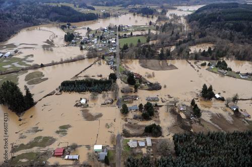 Washington State Flood - 66074331