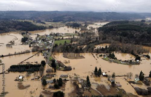 Washington State Flood - 66074335