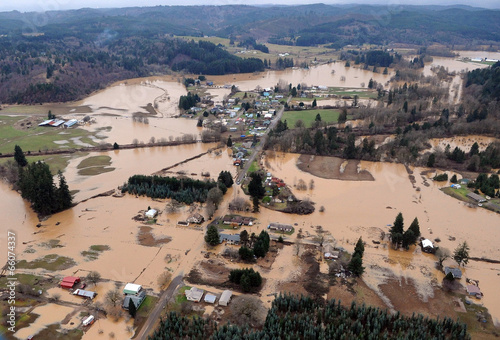 Washington State Flood - 66074337
