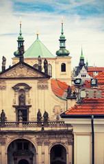 Cathedral of Saint Salvador in Prague