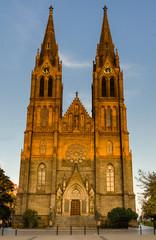 Namesti Miru Church, Prague