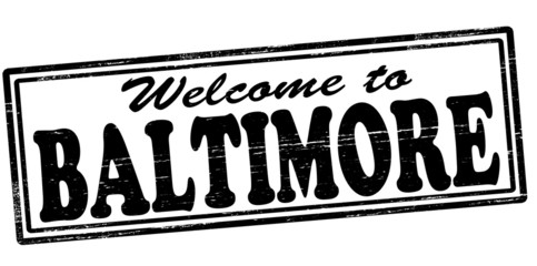 Welcome to Baltimore
