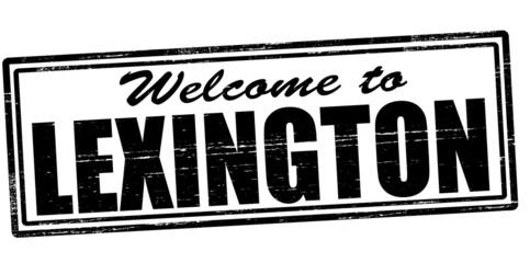 Welcome to Lexington