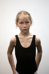 small ballet girl