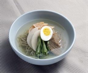 한국의 면요리