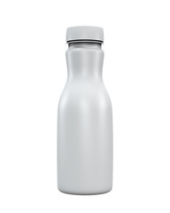 Blank Plastic Drink Bottle