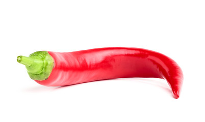 Red chili pepper.