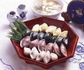 한국의 전통과자