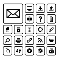 icon web set