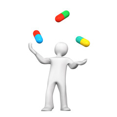 Manikin Pills