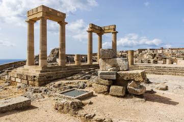 Lindos' Acropolis