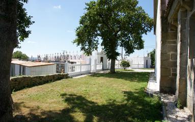 Cementerio en Galicia
