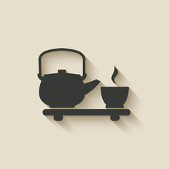 tea ceremony icon