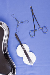 Professional surgical instruments