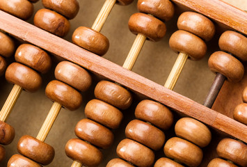Traditional abacus