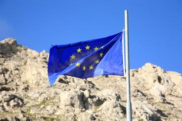 bandiera comunità europea