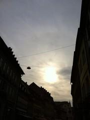 Morgenstimmung in der Weltkulturerbestadt Bamberg
