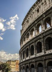 Colosseo - veduta 2