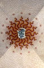 Snake Symbol, Sforza Castle, Milan, Italy