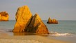 Algarve Strand Dos Tres Irmaos vid 08