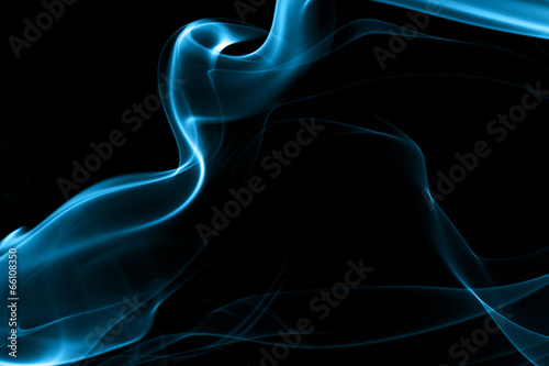 Foto op Canvas Rook abstract smoke